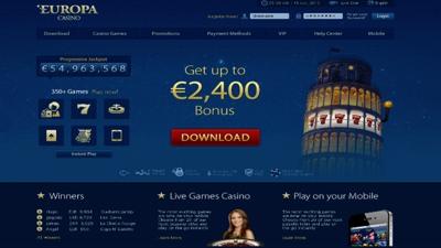 Как играть в europa casino карты башня играть